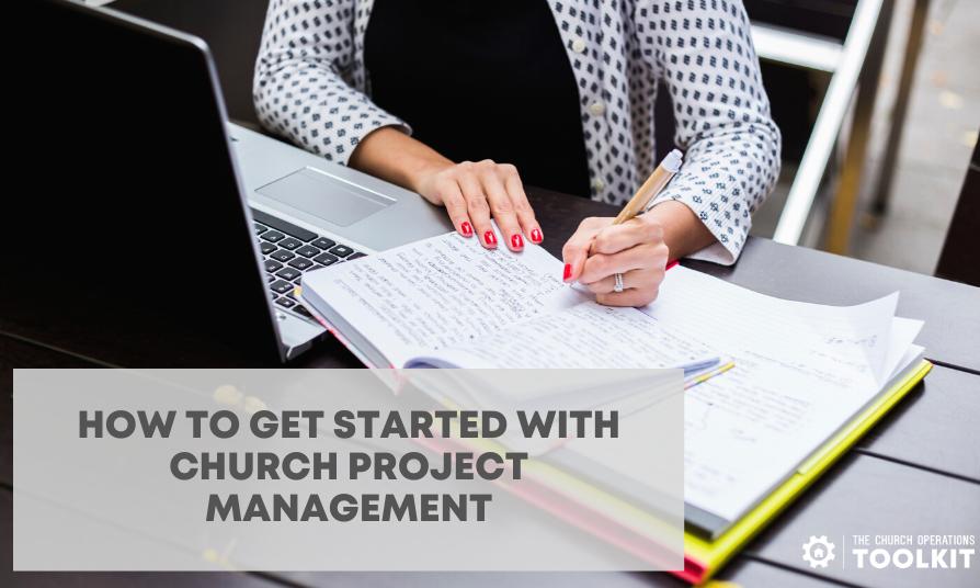 church project management