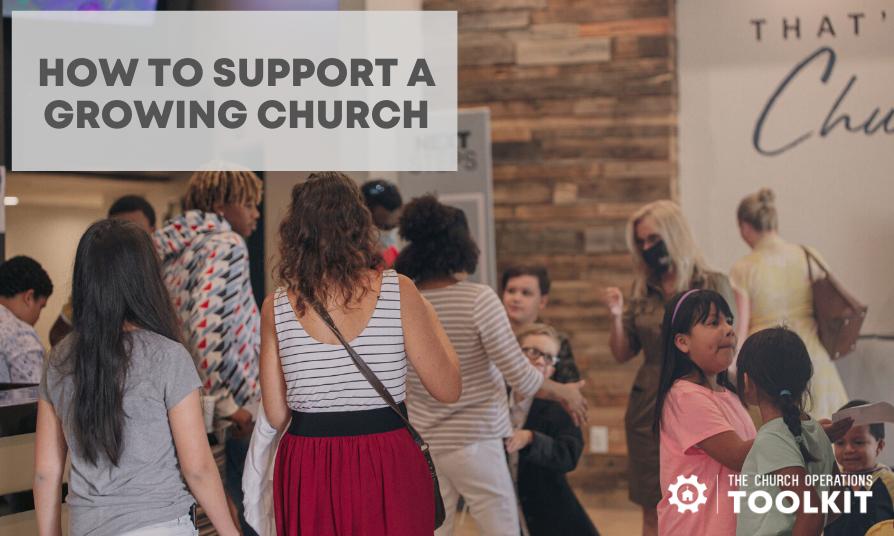A Growing Church