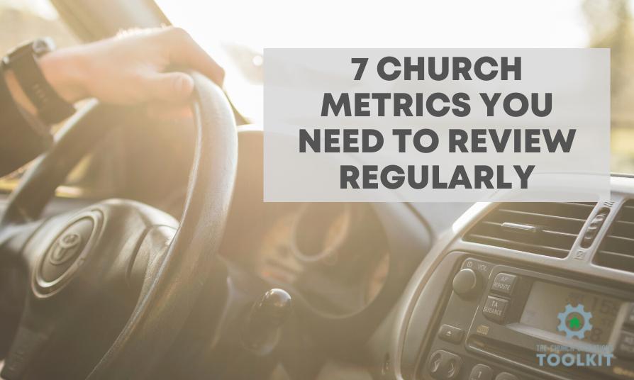 church metrics dashboard